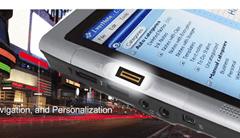 AuthenTec Fingerprint Reade Tablet PC