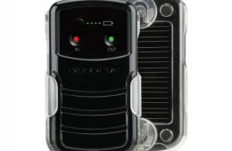 Scosche solBat II Solar Powered Backup Battery and Charger
