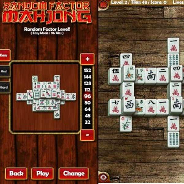 Random Mahjongg