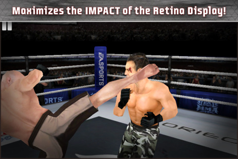 MMA iPhone Game