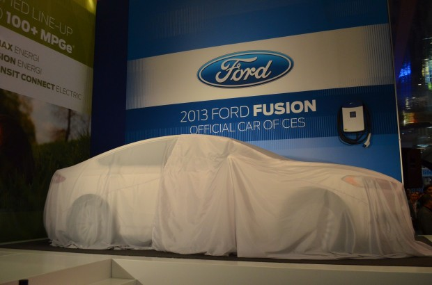 2013 Ford Fusion Energie