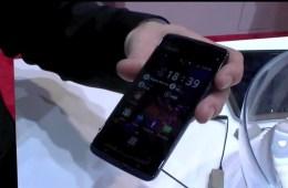 Fujitsu Arrow Smartphone