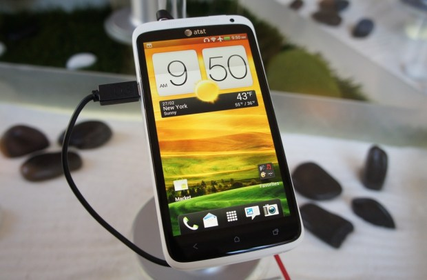 HTC One X Main