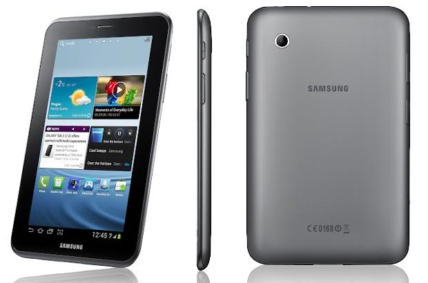 Galaxy Tab 2 7-inch