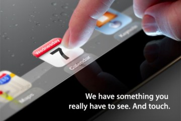 Official IPad 3 announcement March 7th Apple