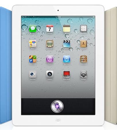 iPad 3 Siri