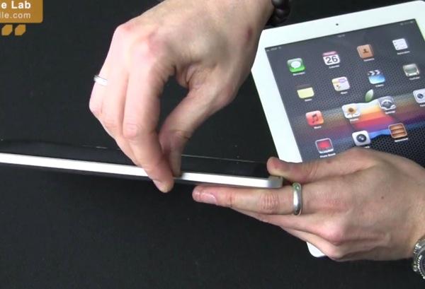 Original iPad Sim Card Removal
