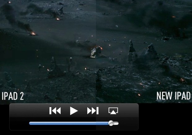 Apple iTunes Movie Trailers app update