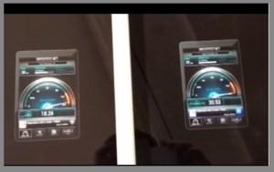 New iPad 4G LTE SPeed Test AT&T vs Verizon