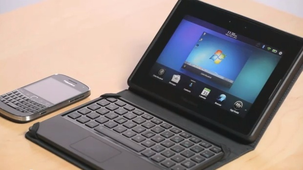 BlackBerry Mini Keyboard for PlayBook by RIM