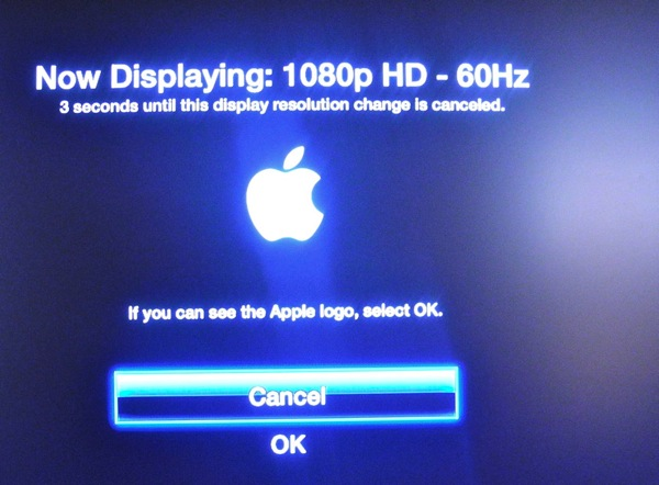 Apple TV now has 1080p
