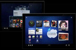 Android tablet early designs