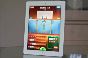 Cargo-Bot: The First iPad Game Created on The iPad