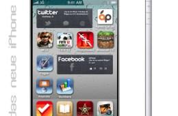 new iPhone 5 mockup