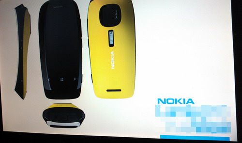 Nokia Lumia PureView Concept Is Bizarre