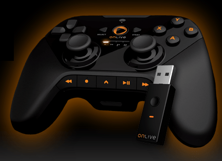 Onlive IOS Game Controller