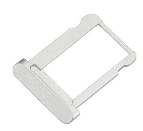 Note the curve on the iPad 3rd generation SIM card tray.