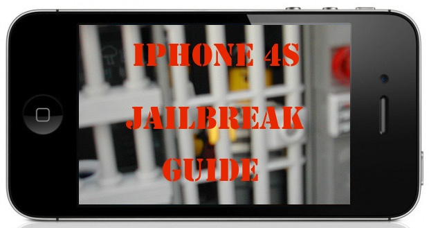 iPhone 4S Jailbreak Guide iOS 5.1.1 Absinthe 2.0