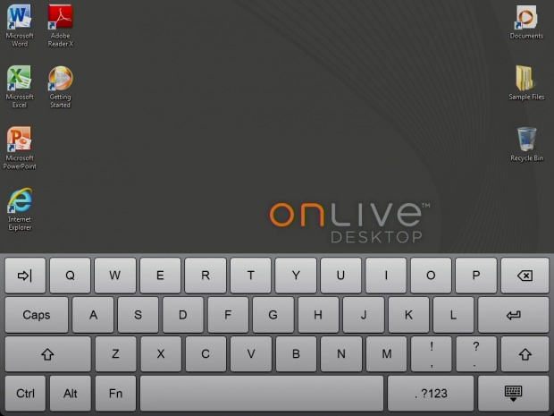 onlive desktop for ipad