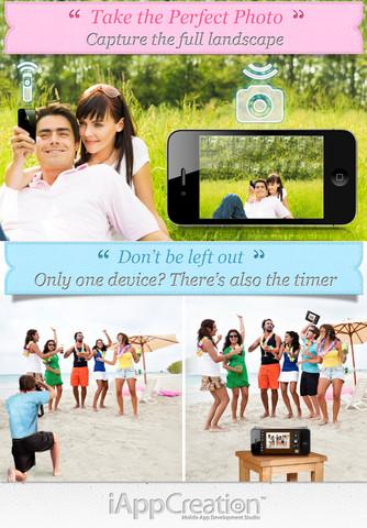 remote shutter iphone