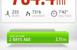 Nike+ Running for Android