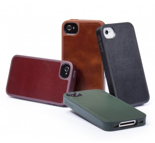 iPhone 4s leather case