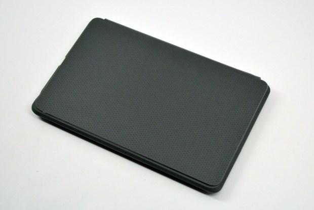 Official Nexus 7 Case Review - front flap fit