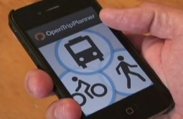 OpenPlans Transit App for iOS 6