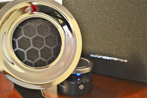 antec soundscience rokus 2.1 speakers