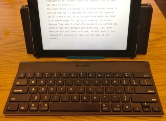 logitech tablet bluetooth keyboard