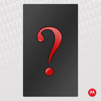 Motorola RAZR HD teaser