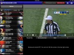 NFL Preseason Live Review iPad - Preseason