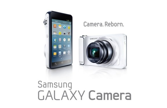 Samsung Galaxy Camera - HERO