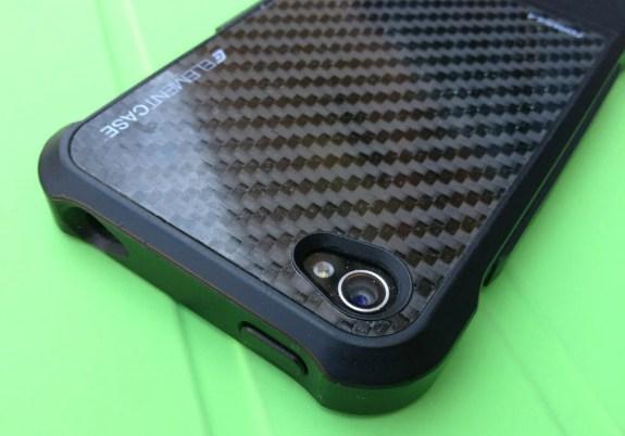Element iPhone Case Backside