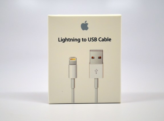 Lightning Connector box