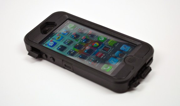 OtterBox iPhone 5 Case Review - Defender - 06