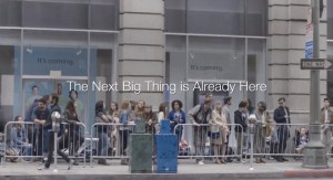 Samsung anti-iPhone 5 ad