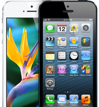 iPhone-5-Display
