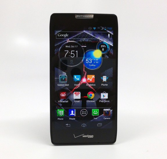 Droid RAZR HD Review - 02