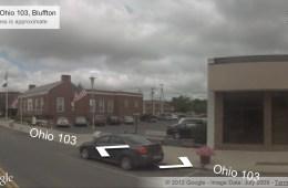 Google Street View iPhone 1