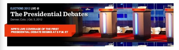 Watch Presidential Debate iPhone