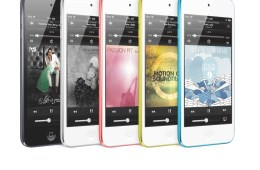new iPod touch