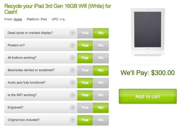 nextworth ipad offer