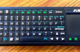 FAVI Bluetooth Tablet Keyboard