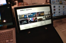 AMD Windows 8 Tablet