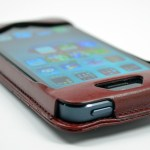MAPI Tion iPhone 5 Leather Wallet Case
