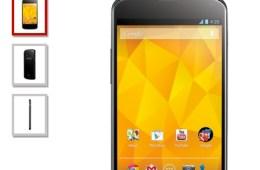 Virgin Mobile Nexus 4 UK