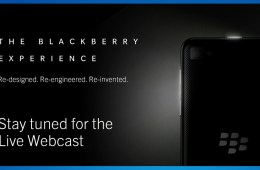 Watch BlackBerry 10