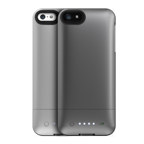 Mophie iPhone 5 battery cases
