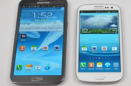 Samsung Galaxy S3 Galaxy Note 2 Temp Security Fix lockscreen